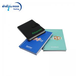 rigid cover notebook